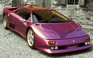 Autopedia Lamborghini Vehicles